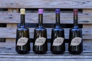 vin sans soufre, sine sulfuris